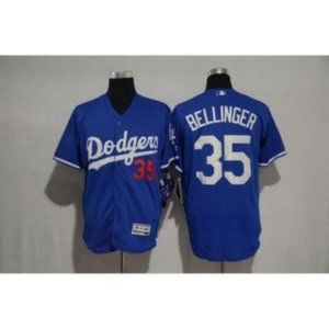 Los Angeles Dodgers Cody Bellinger Jersey blue